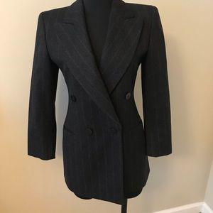 Giorgio Armani Gray wool jacket size 38/4 Italy